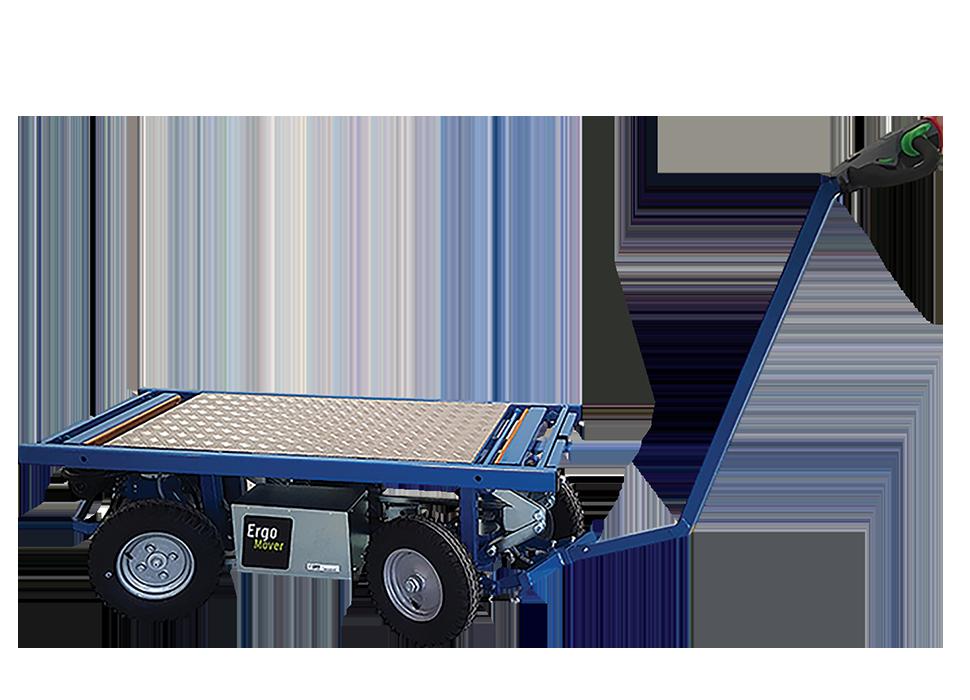 ErgoMover Electric materials transporter